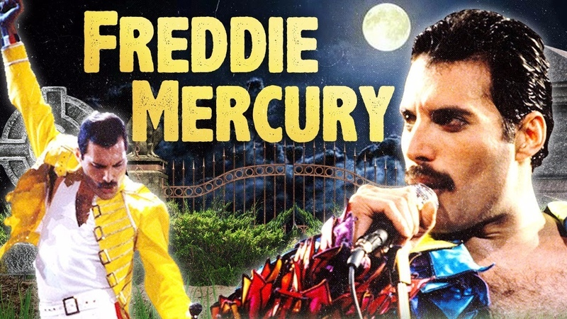 FREDDIE MERCURY e os MISTÉRIOS por trás da LENDA - Desenterrando 🎙👻