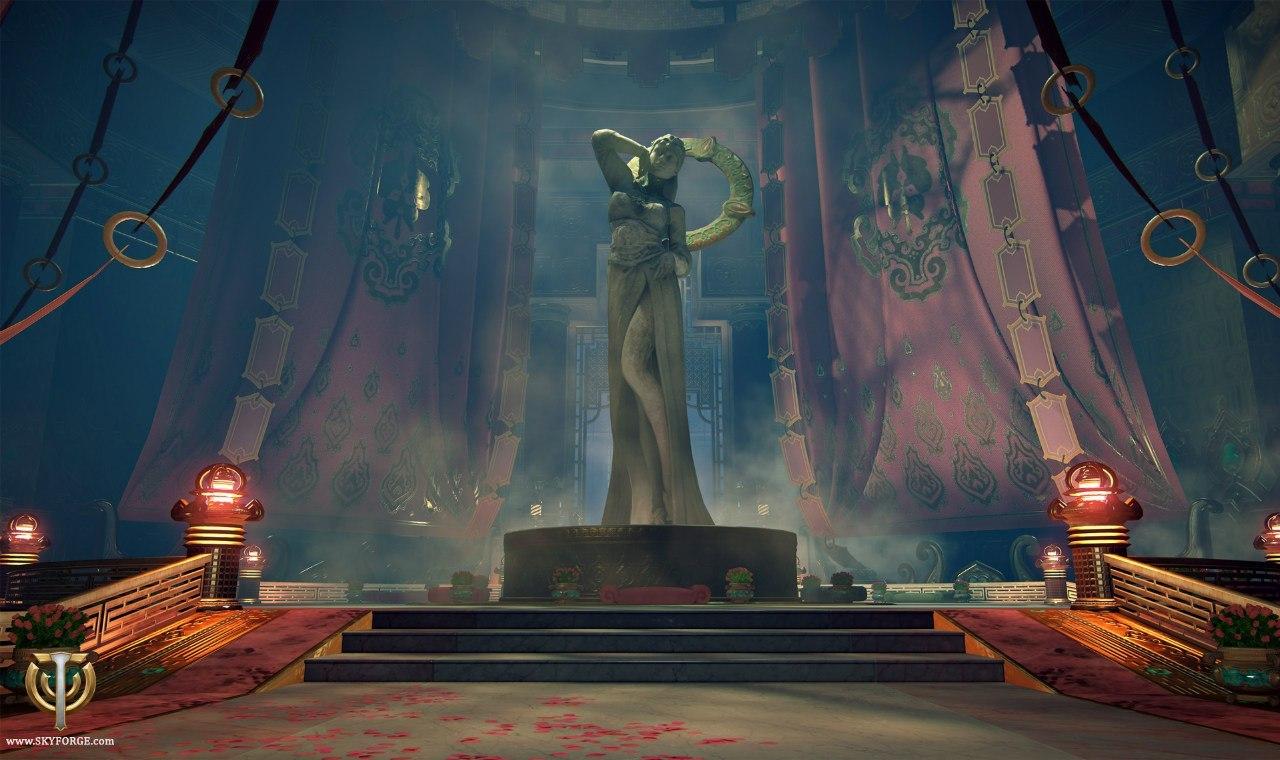 E3 2014 - резюме по Skyforge (MMOhuts, перевод)
