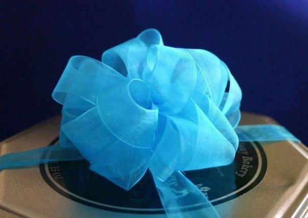 开心果喜欢的礼品上蓝色大大的天空色花 - qyp.688 - 邱艳萍手工博客