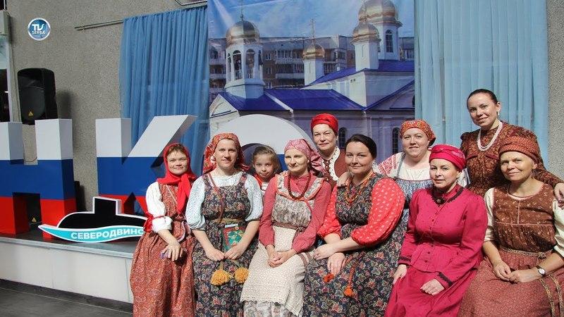 Нёнокса - Нёнокоцкая ключёвка. Северный русский народный костюм.