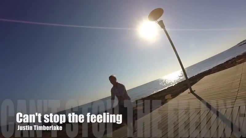 Cant stop the feeling by Dmitry Krey 7Dance