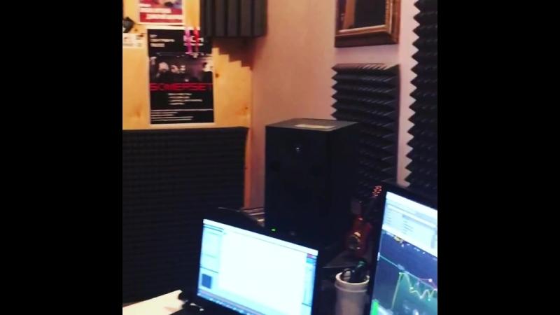 Рабочие моменты в DORE Music (г. Элиста)