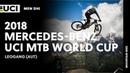 2018 Mercedes-Benz UCI Mountain Bike World Cup - Leogang (AUT) / Men DHI