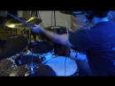 Godsmack Come Together The Beatles Cover ( Bass  Drums )