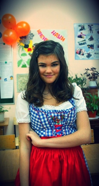 Арина Сурина, 16 апреля , Ярославль, id133395838