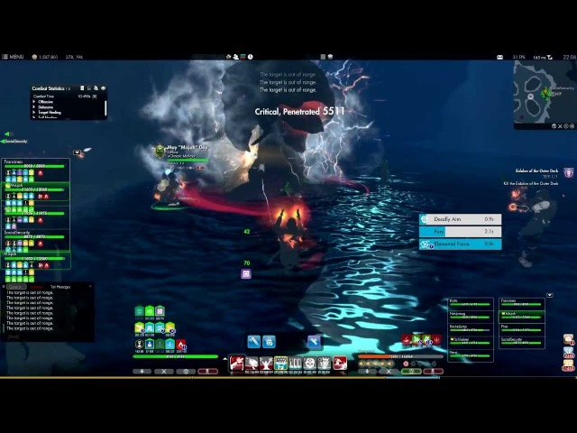 TSW CABAL Epic Mutiny Killed Mutiny Eidolon of the Outer Dark, World First TestLive