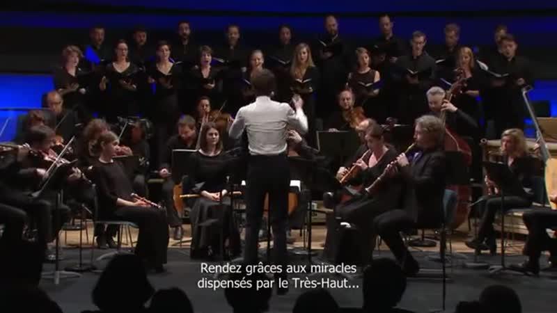 34 J. S. Bach - O ewiges Feuer, o Ursprung der Liebe, BWV 34 - Ensemble Pygmalion [Raphaël Pichon]