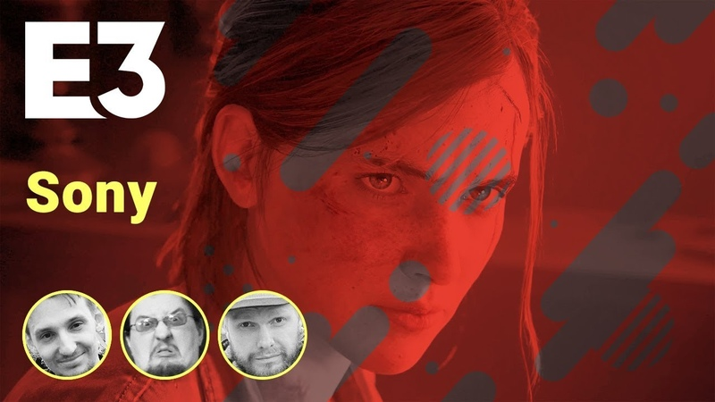 E3 2018: Конференция Sony. The Last of Us 2, Death Stranding, Resident Evil 2, Ghost of Tsushima...