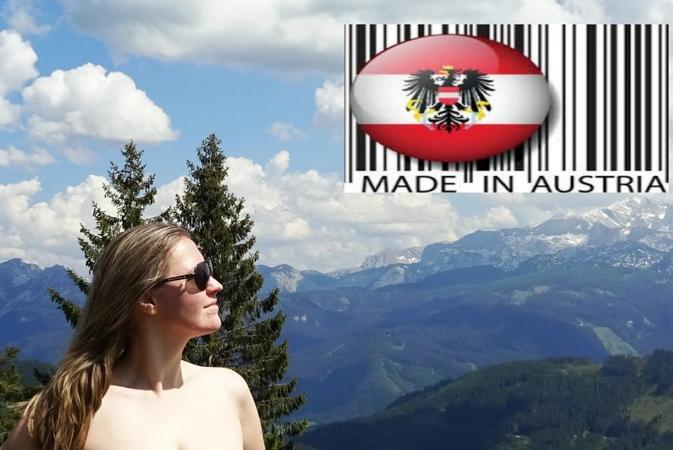 2 дня в Австрийских Альпах (Rußbach : Rinnberg Bodenberg)