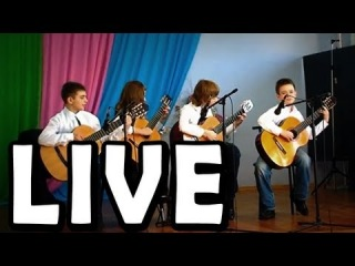 Live at Meridian School - Minuet by W.A.Mozart & �� �� ��� ��� �����