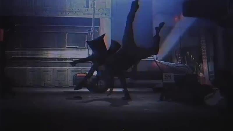 BLADE RUNNER 2049 Anime DarkSynth