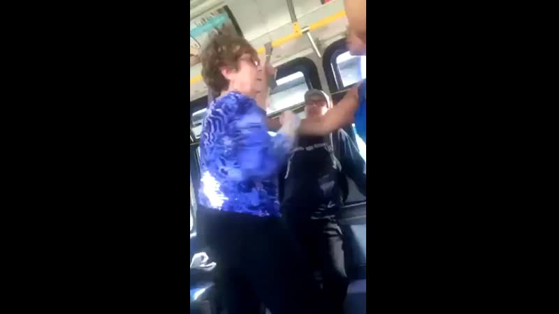 Ripsave - Older woman thinks spitting will be effective, but gets slapped into another dimension instead. - 1ee378209848e0f5b3a2