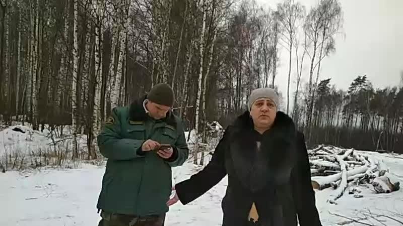 Нет полигону Тимохово и МСЗ в Ногинском р-не видеоматериал часть 1