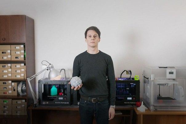 Бизнес идея: Продажа и обслуживание 3D-принтеров. Опыт предпринимателя