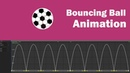 Adobe After Effects Ball Bouncing Rotating Animation Tutorial