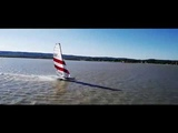 Amazing Sailing Experience - TOPCAT K2 4K Neusiedlersee Breitenbrunn