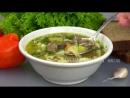 Безумно вкусный и такой домашний Суп с куриной ПЕЧЕНЬЮ и лапшой