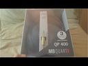 MB Quart QP-400 Headphones Unboxing
