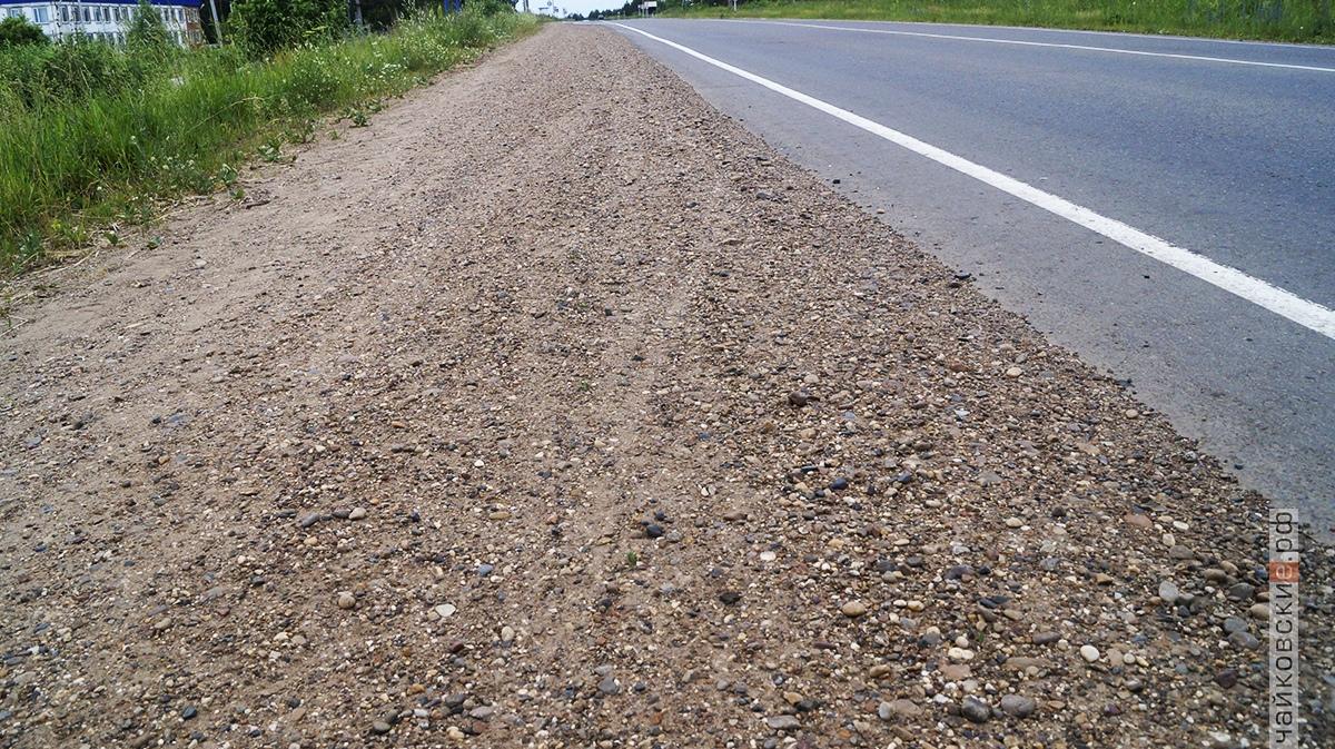 дорога в Ольховку, 2018 год