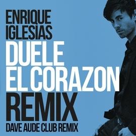 Enrique Iglesias альбом DUELE EL CORAZON
