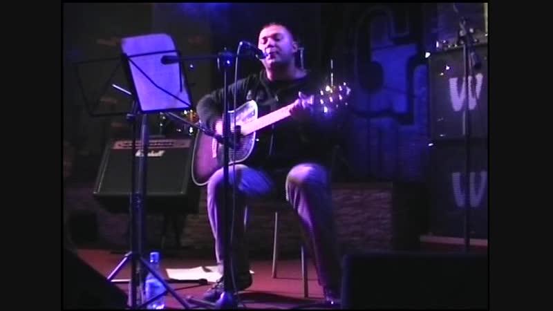 Бранимир - Вечер Панк-шансона №3 в Туле (11.10.2009)