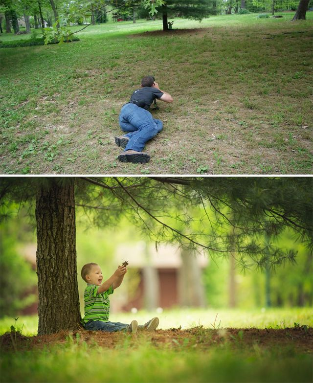 Профессиональный фотограф видит мир иначе