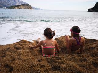 Пляж Могрен_Будва_Черногория