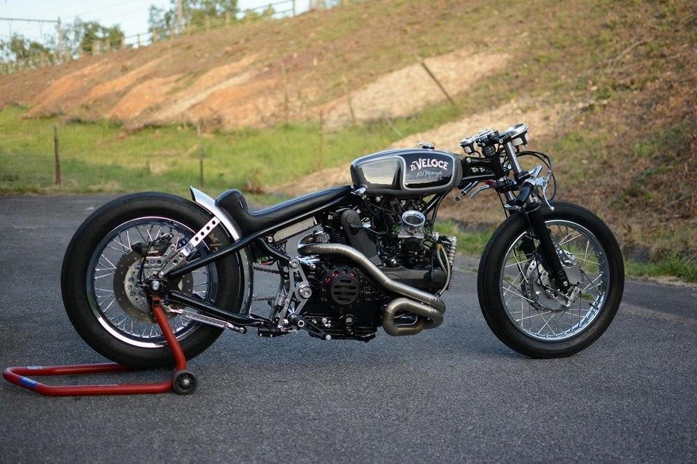 KD Motorcycles: Драг-рейсер Ducati Multistrada