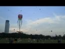 Воздушные змеи в небе Шэньчженя