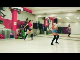 Sage The Gemini - College Drop Twerk Booty dance Sinagulova Choreo by Shoshina Katerina