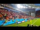 Матч Чемпионата Мира по футболу FIFA 2018 Франция Перу