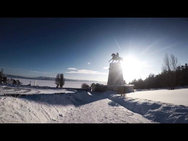 Руслан Миначов 2 этап Снежная буря