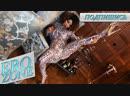 EROZONE - Medusa Fetish Goddess Spandex Sexy Leopard,Big Silicon Boobs,Ass Shaking,Сучка в Леопарде,Смазка на Сиськах,Буфера