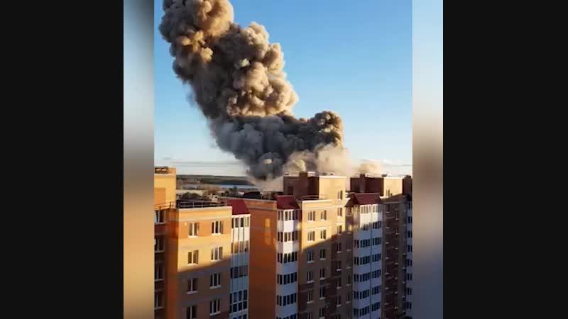 Взрыв в Гатчине|По жести
