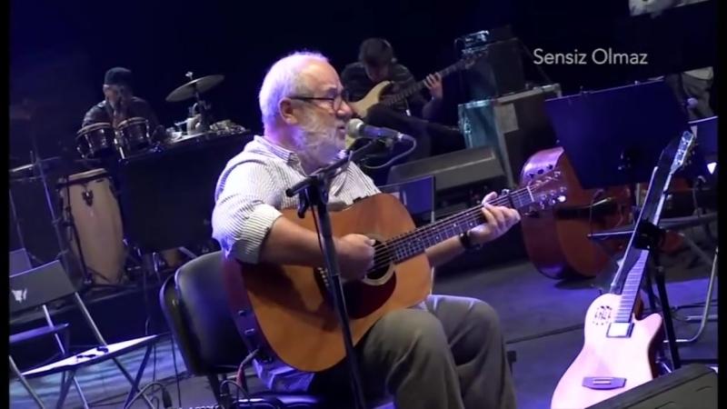 Bülent Ortaçgil - Sensiz Olmaz (Live)