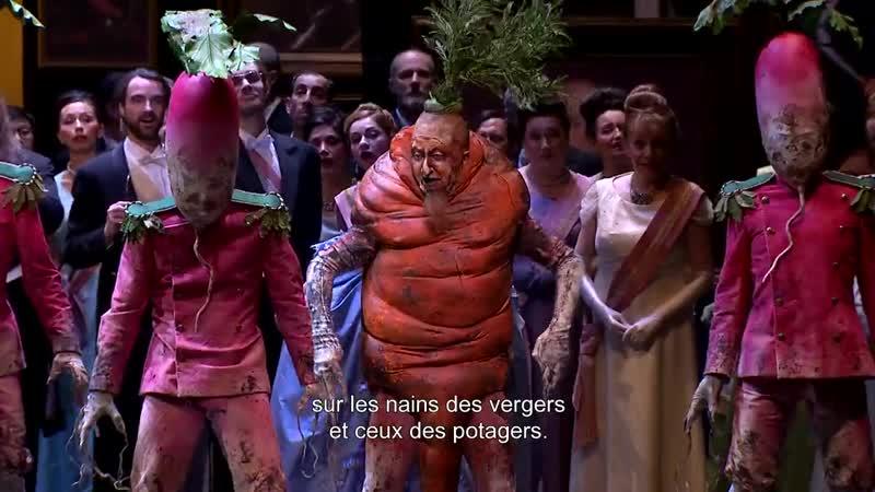 Offenbach - Le Roi Carotte