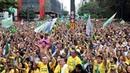 AO VIVO AV PAULISTA Momento Histórico Mega Manifestação Pró Bolsonaro