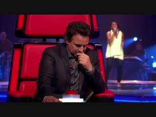 Tibisay Mercera - Give In To Me (The Blind Auditions ¦ The voice of Holland 2015)