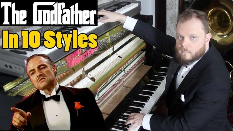 Саундтрек к фильму Крестный Отец в разных стилях / The Godfather in 10 Styles