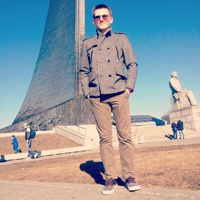 Андрей Чирский   Москва