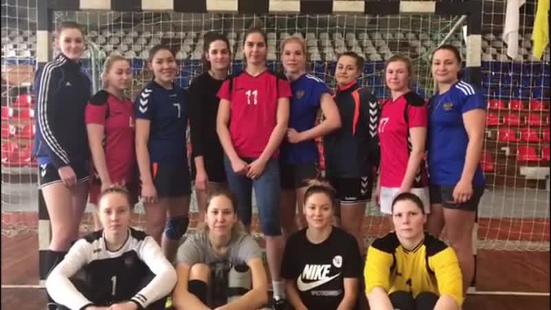 ГК Университет - Удачи мужской сборной России по гандболу