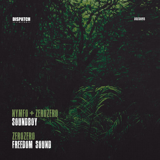 Nymfo альбом Soundboy / Freedom Sound