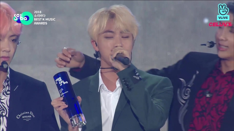 180830 BTS (방탄소년단) - Bonsang Award (분상)