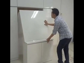Отличная идея для компактного стола