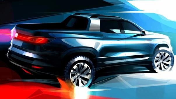 На автосалоне в Сан-Паулу состоялся публичный дебют пикапа Volkswagen Tarok. По предварительной информации, серийная версия модели появится на бразильском рынке в 2020 году. В компании также не исключают возможность выхода машины на рынки других стран.