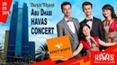 HAVAS guruhi - CONCERT - Sponsored by: DIXCY SCOTT. Abu Dhabi - hotel DUSIT THANI - 20.01.2018.
