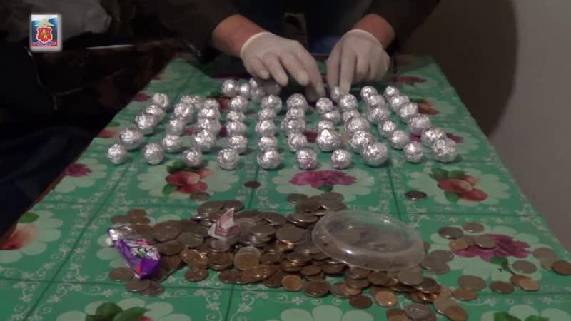 Жители Мурома подозреваются в сбыте наркотических средств в крупном размере