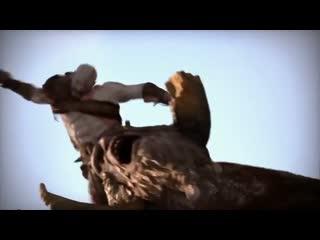 God of war kratos rage