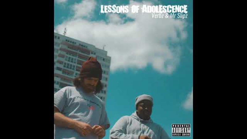 Verbz Mr Slipz - Lessons Of Adolescence [Full Album]