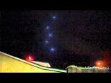 НЛО 2013 На этой неделе над Окленде, штат Калифорния Настоящее чужеродных шары зафиксирован на пленк